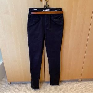 levi's 721 high waisted skinny jeans
